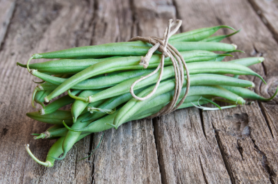 Now is the perfect time to sow French, climbing and runner beans
