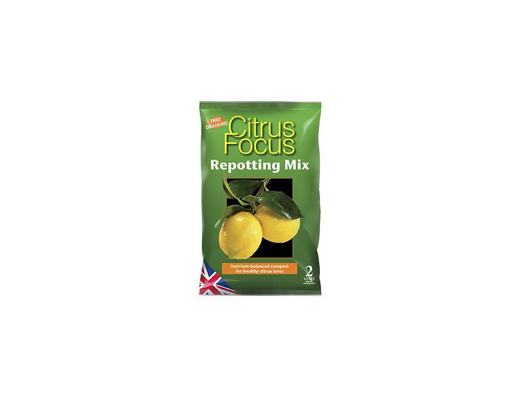 Citrus Focus Repotting Mix 8L - image 2
