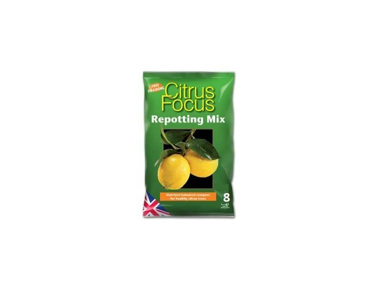Citrus Focus Repotting Mix 8L - image 1