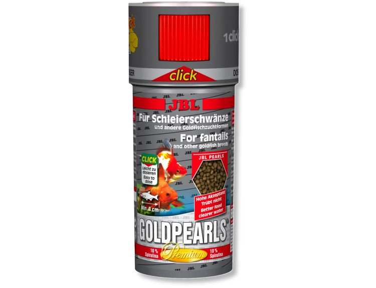 JBL Goldpearls Click Premium 250ml - image 1