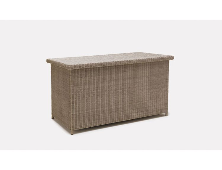 Large Cushion Box Rattan - image 1