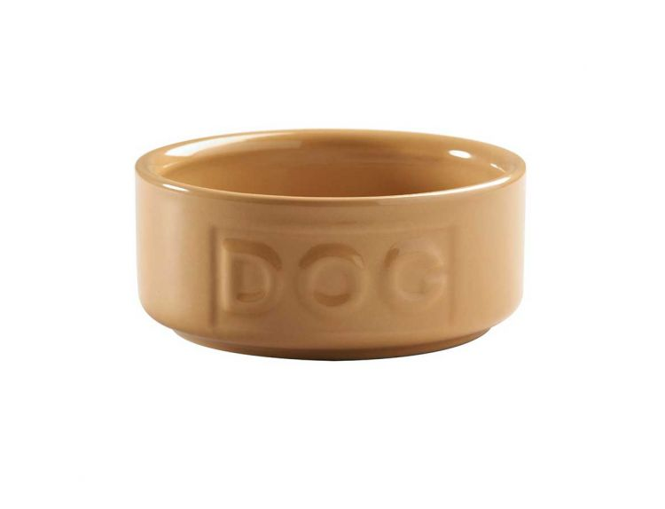Mason Cash Lettered Pet Bowl 13cm