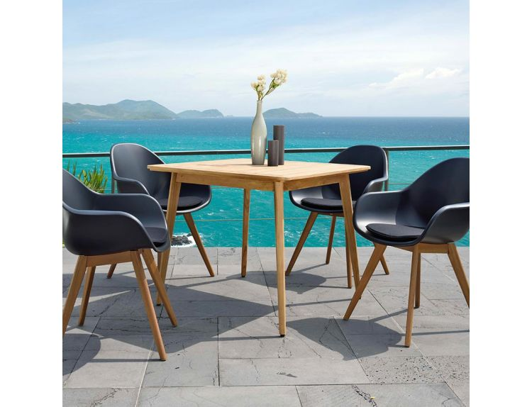 Montreux-Eve Square Dining Set