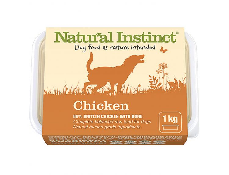 Natural Instinct Chicken (1kg)
