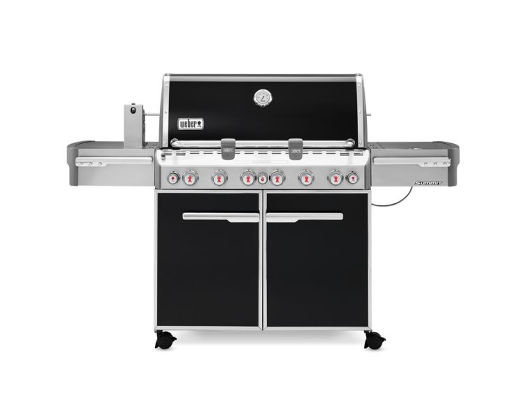 New Season Summit E670 Gas Barbecue