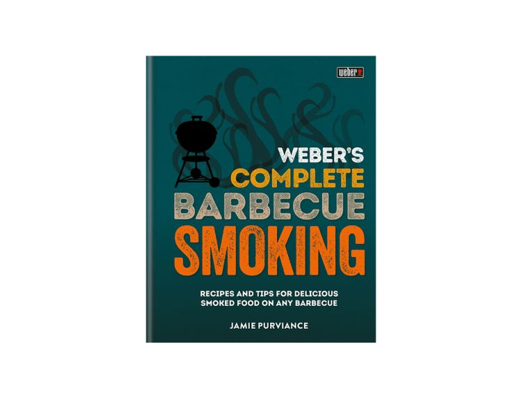 New Season Weber's Complete Barbecue Smoking Cook Book