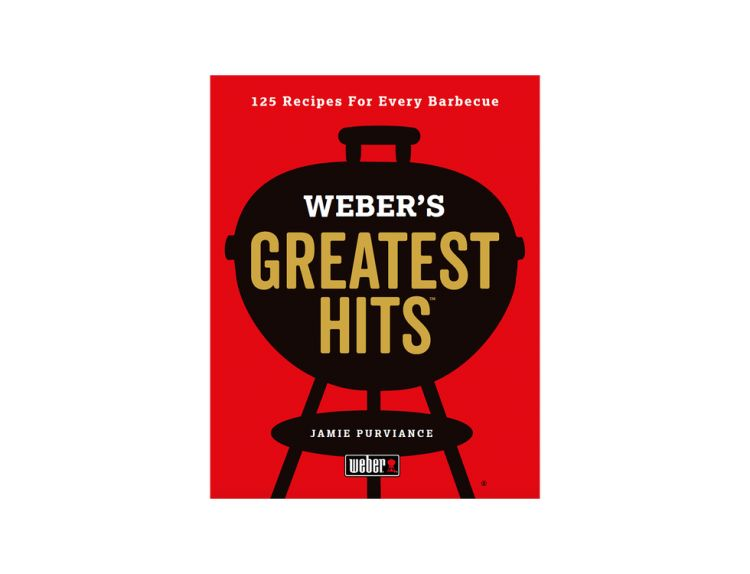 New Season Weber's Greatest Hits Cook Book